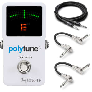 tc electronic polytune 3 polyphonic tuner pedal reverb. Black Bedroom Furniture Sets. Home Design Ideas