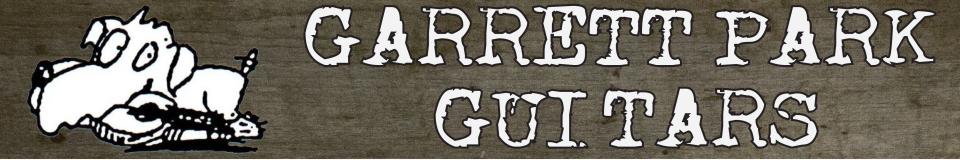 Garrett Park Guitars