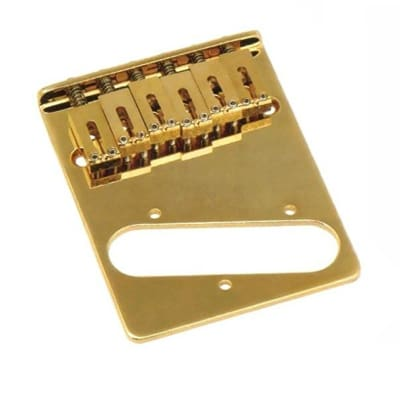 Gotoh Modern Bridge for Telecaster - Gold