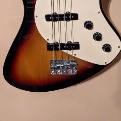 Fernandes Vertigo Bass (HB model) RARE 1990s for sale