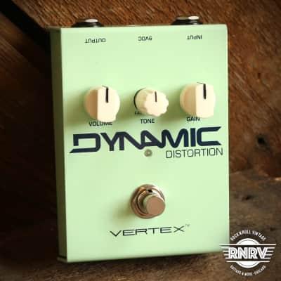 Vertex Effects Dynamic Distortion Thin / Fat Mod Seafoam Green