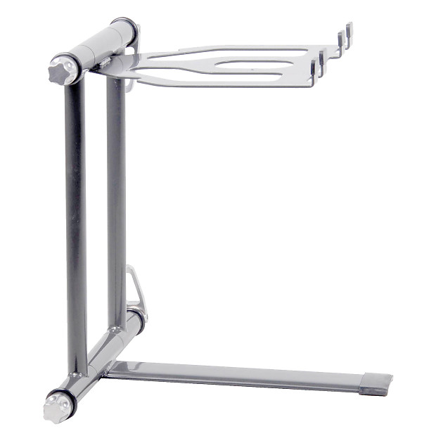 Crane Hardware Crane Stand Plus Graphite Dj Laptop Stand