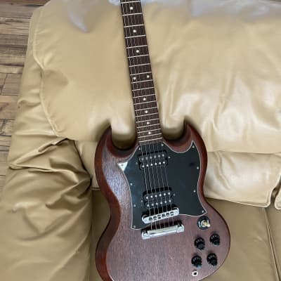 Gibson SG Special Faded 2006 Faded Brown FREE SHIPPING