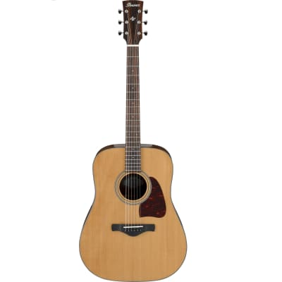 Ibanez AVN9OPN Artwood Thermo-Aged Sitka Spruce / Okoume Open Pore Parlor
