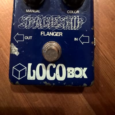 Loco Box Spaceship Flanger 70s Rare Japan vintage for sale