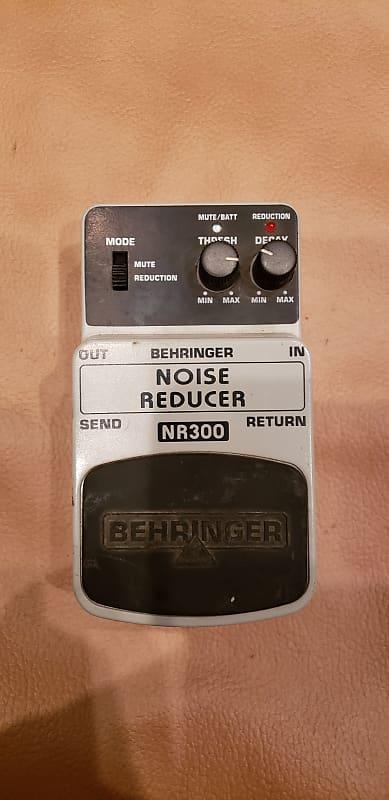 behringer nr300 noise reducer pedal metro guitars reverb. Black Bedroom Furniture Sets. Home Design Ideas