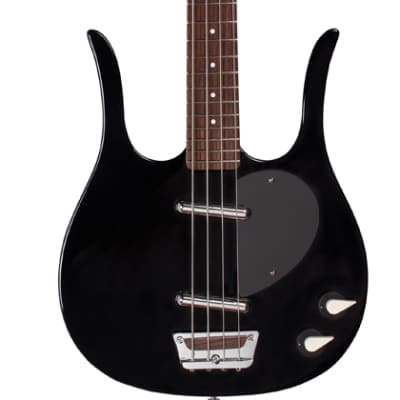 Danelectro Longhorn Bass | Black for sale