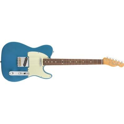 Fender Vintera '60s Telecaster Modified, Pau Ferro, Lake Placid Blue for sale