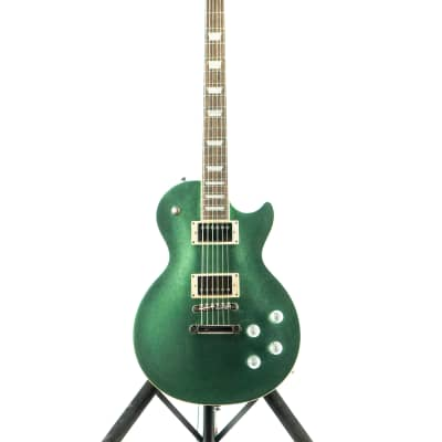 Epiphone Les Paul Muse Electric Guitar Wanderlust Metallic Green for sale