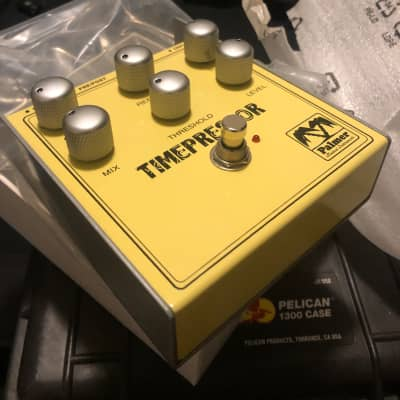 Palmer  Timepressor  2014 Yellow for sale