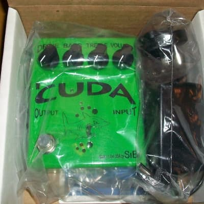 SIB Electronics Cuda [Brand New] + New Pre-Amp Tubes *FREE Shipping*