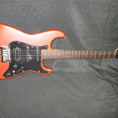 Fender Contemporary Stratocaster 1986 Burgandy Mist for sale