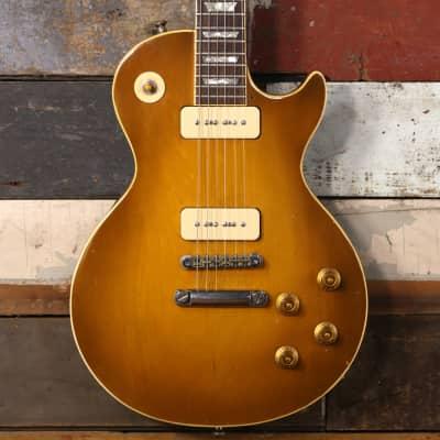 1970's Gibson Les Paul Deluxe Honeyburst/Sunburst Refin