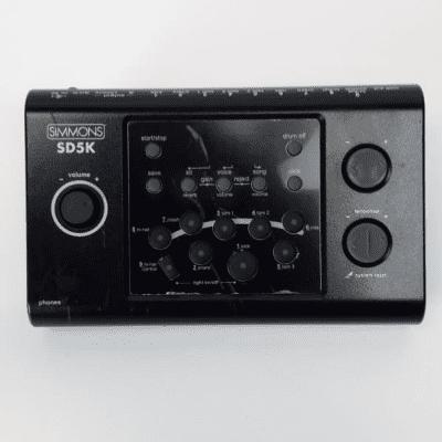 Simmons SD5K Drum Sound Module 2006