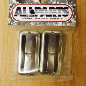 Allparts Bass Saddle Set for Gibson Bass