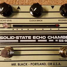 Mr. Black SS-850 Solid State Echo Chamber