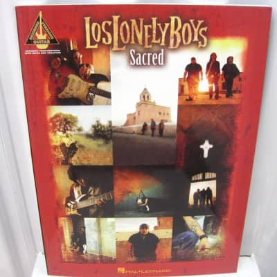 Los Lonely Boys Sacred Guitar Tab Tablature Sheet Music Song Book Songbook