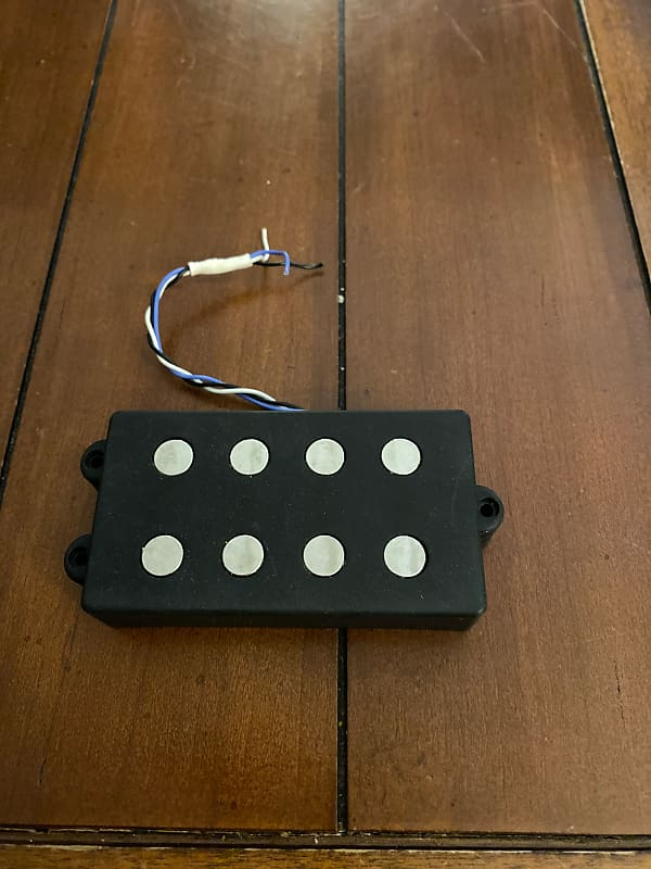 ernie ball music man stingray bass pickup reverb. Black Bedroom Furniture Sets. Home Design Ideas