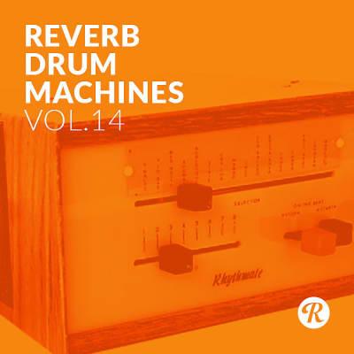 Reverb Chamberlin Rhythmate Sample Pack