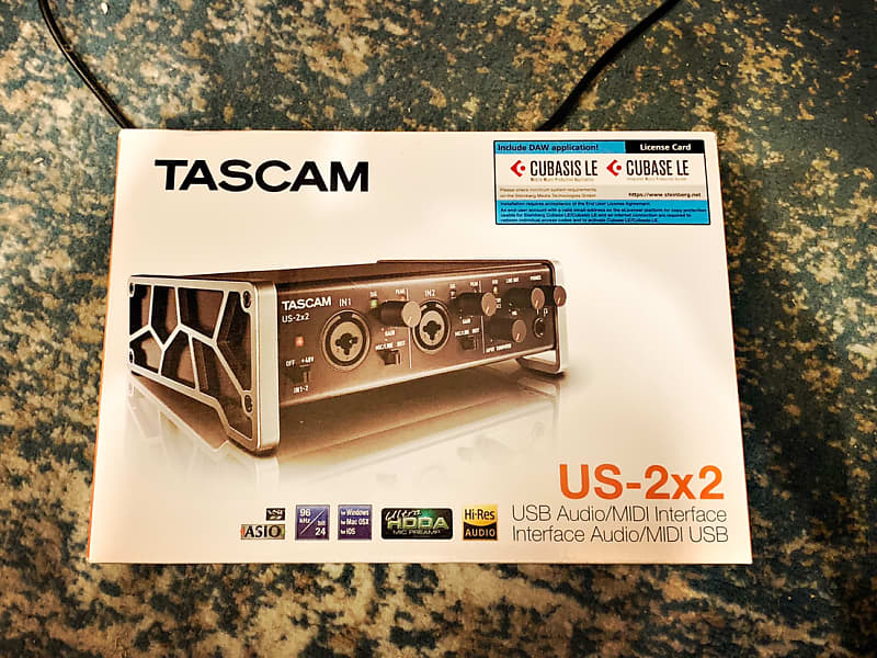 Usb Audio Interface Glitches : tascam us 2x2 usb audio interface wendy 39 s gear emporium reverb ~ Vivirlamusica.com Haus und Dekorationen