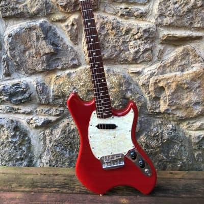 1969 Fender Swinger (Arrow, Musiclander) 1969 Dakota Red for sale