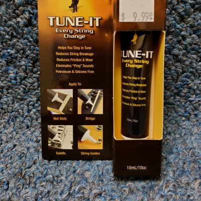 "NEW Music Nomad ""Tune-It"" - Guitar Part Lubricant"