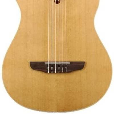 Godin 031498 Grand Concert Duet Multiac Guitar (Ambiance Natural HG) for sale