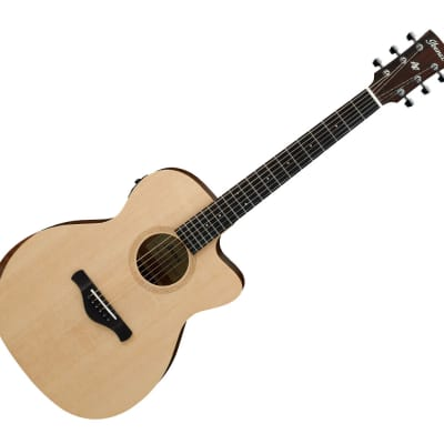 Ibanez AC150CEOPN Artwood Acoustic-Electric Guitar Open Pore Natural for sale