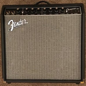 "Fender Champion 40 2-Channel 40-Watt 1x12"" Guitar Practice Amp"