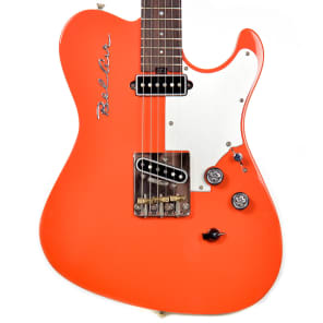 Asher T-Deluxe Bel-Air Two-Tone Gypsy Red/Indian White (Serial #884) for sale