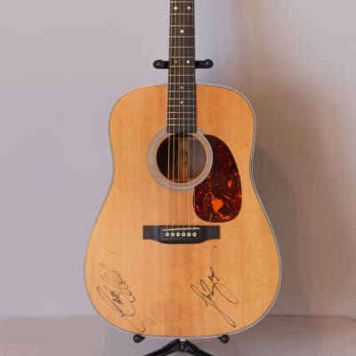 Huke D-28 Style *SIGNED* Luke Bryan and Jason Aldean for sale