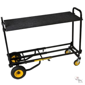 RocknRoller RSH6 Carpeted Shelf for R6 Multi-Cart