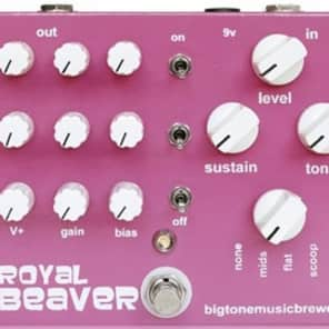 Big Tone Music Brewery Royal Beaver (Ultimate Big Muff)