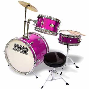 TKO Percussion TKO99DM 3pc Junior Drum Set