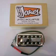 TV Jones Classic Bridge Pickup Chrome