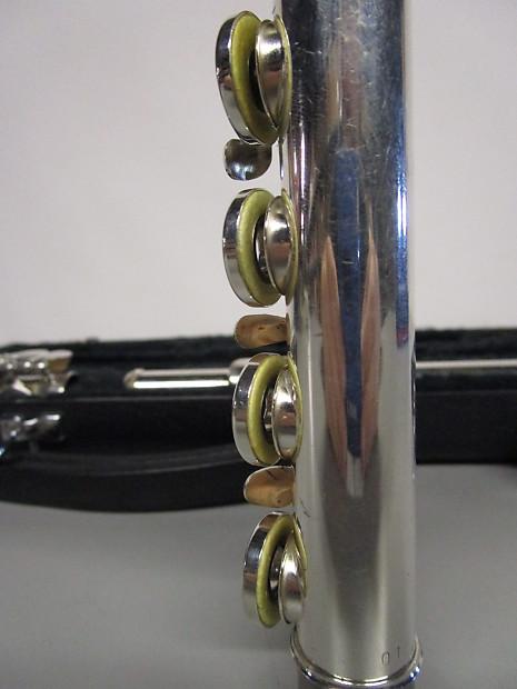 Yamaha Open Hole Flute Pads