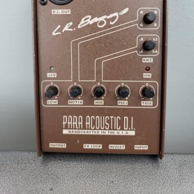 LR Baggs Para Acoustic DI Direct Box
