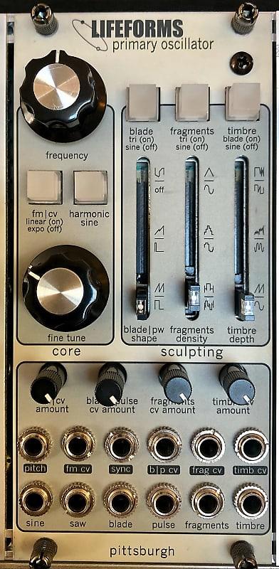 Pittsburgh Modular Primary Oscillator