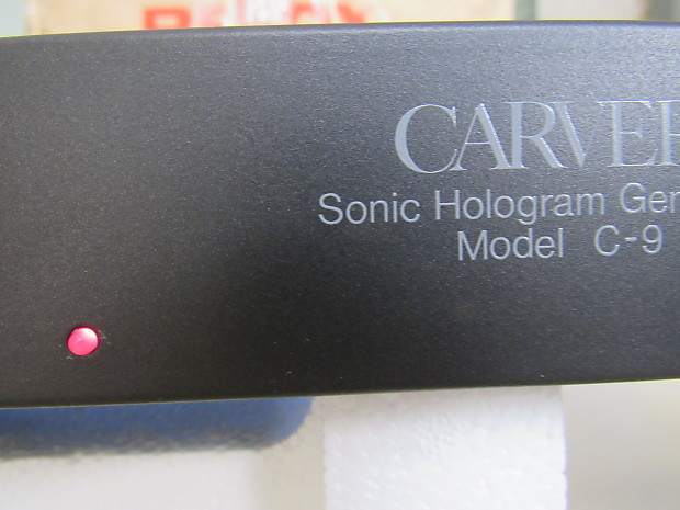 Carver Sonic Hologram Generator Model C-9
