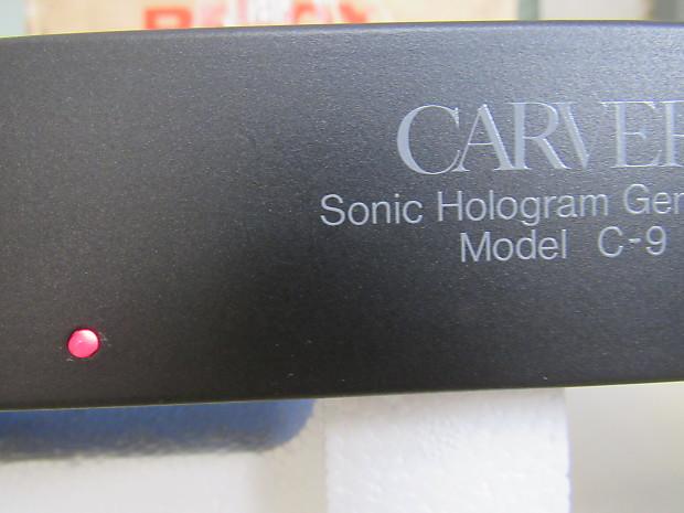 Carver Sonic Hologram Generator Model C-9