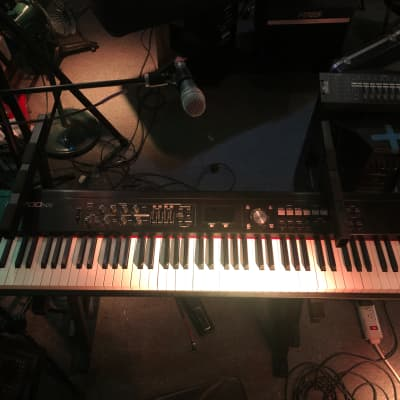 Roland RD-700NX With Case and Pedals