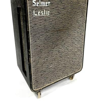 1967 Selmer Leslie model 16 rotating speaker cabinet for sale