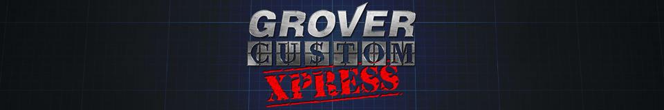 Grover Pro Custom Xpress