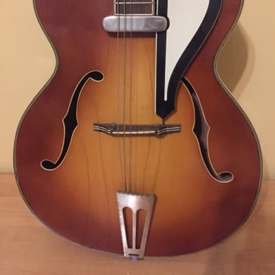 Musima 1653 Electric Guitar Vintage and Rare 1950 for sale