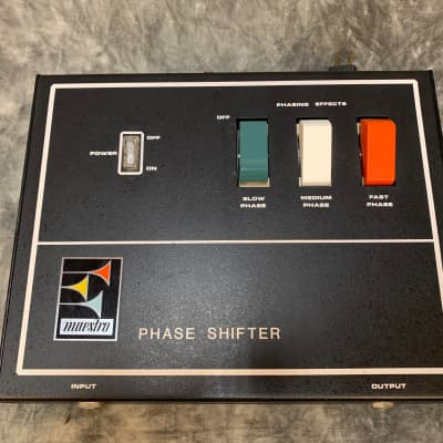 Maestro Phase Shifter Pedal Vintage for sale
