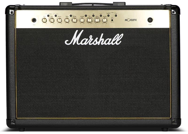 Marshall MG102GFX Guitar Combo Amp 100W 2x12