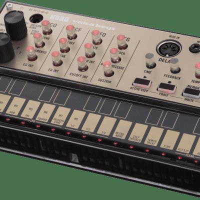 Korg Volca Keys Analog Loop Synthesizer 2020 Gold/Black