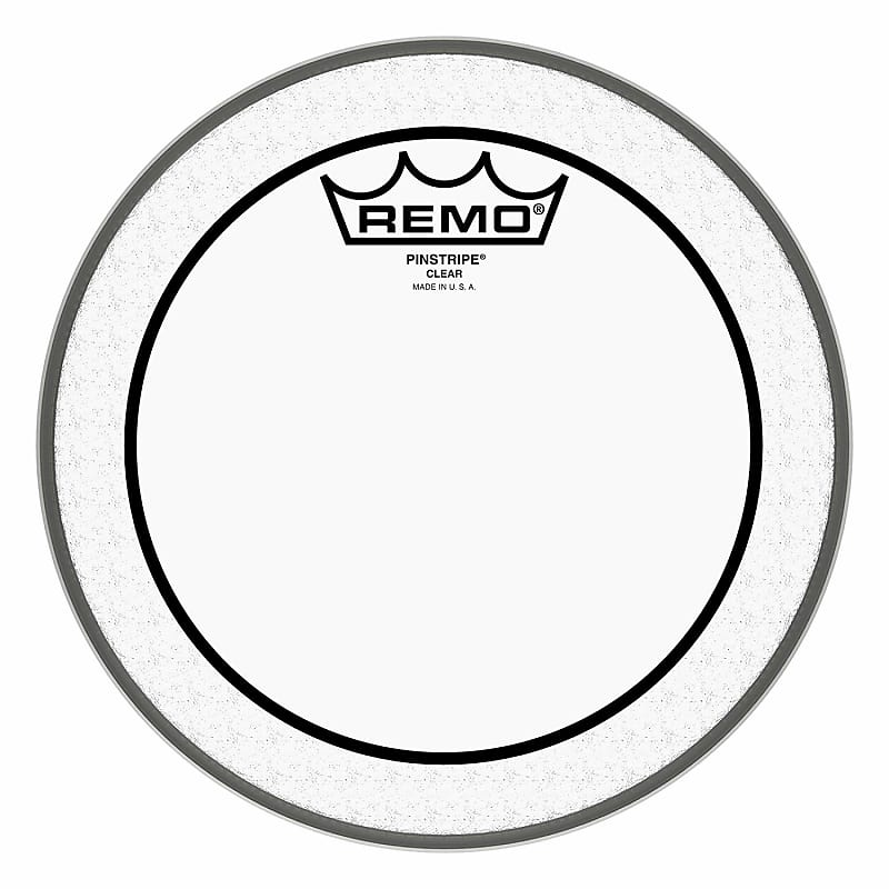 Remo Clear Pinstripe Drumhead