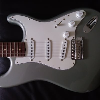 Fender C/S '60 Stratocaster Inca Silver NOS for sale