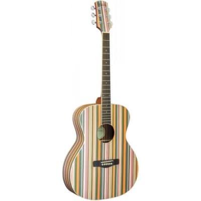 Adam Black 920MRB Rainbow Acoustic Guitar for sale